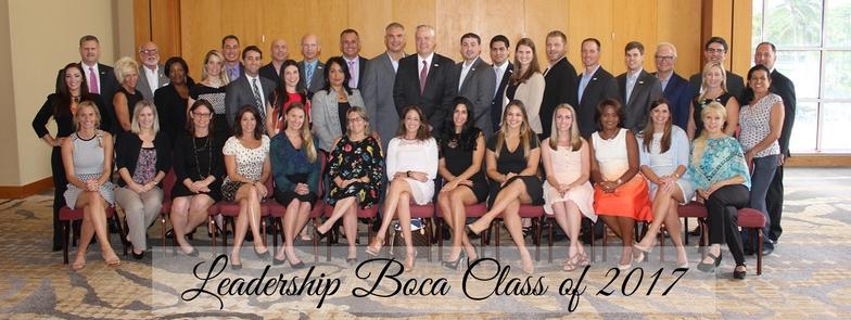 Leadership Boca Class 2017