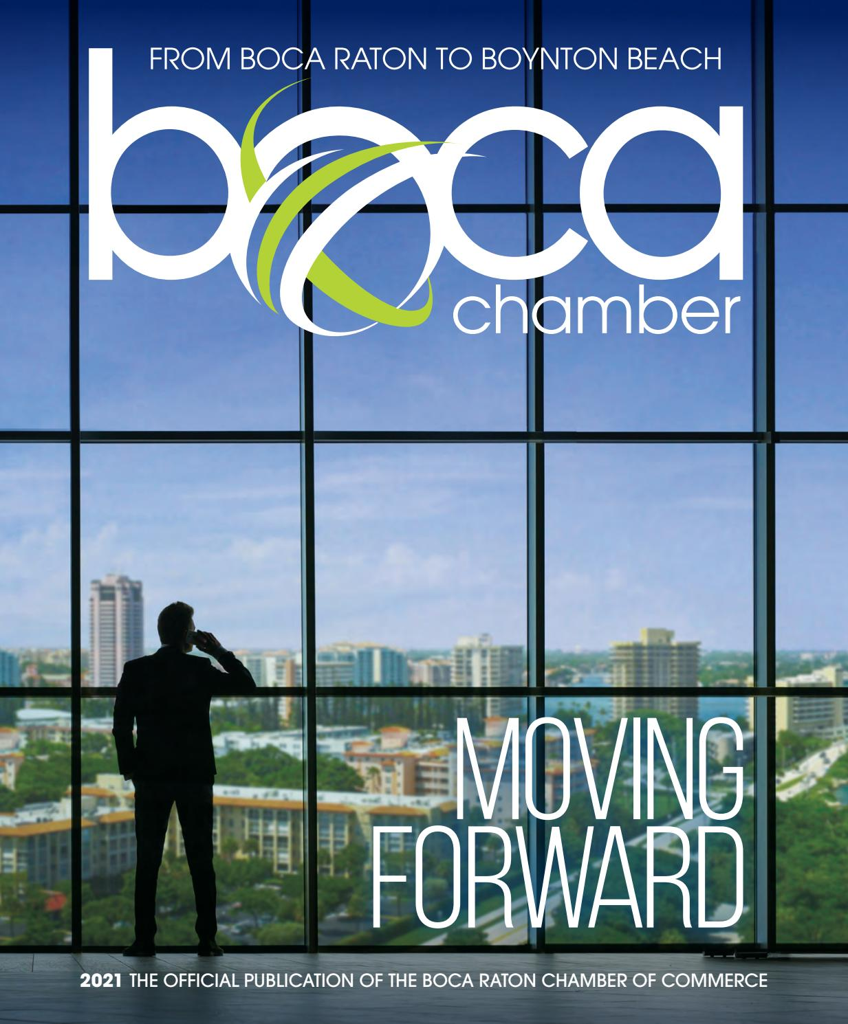 2021 Chamber Directory Cover